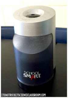 As teachers, especially those of us heading back to school, finding the best products and resources for our classroom can be a struggle, and something as small as a pencil can derail our classroom management.  Here is my favorite pencil sharpener I've had for over 4 years that has relieved so much stress for me as a teacher and that my students love too!