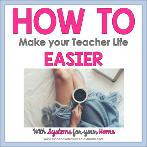 How to make your teacher life easier with home systems