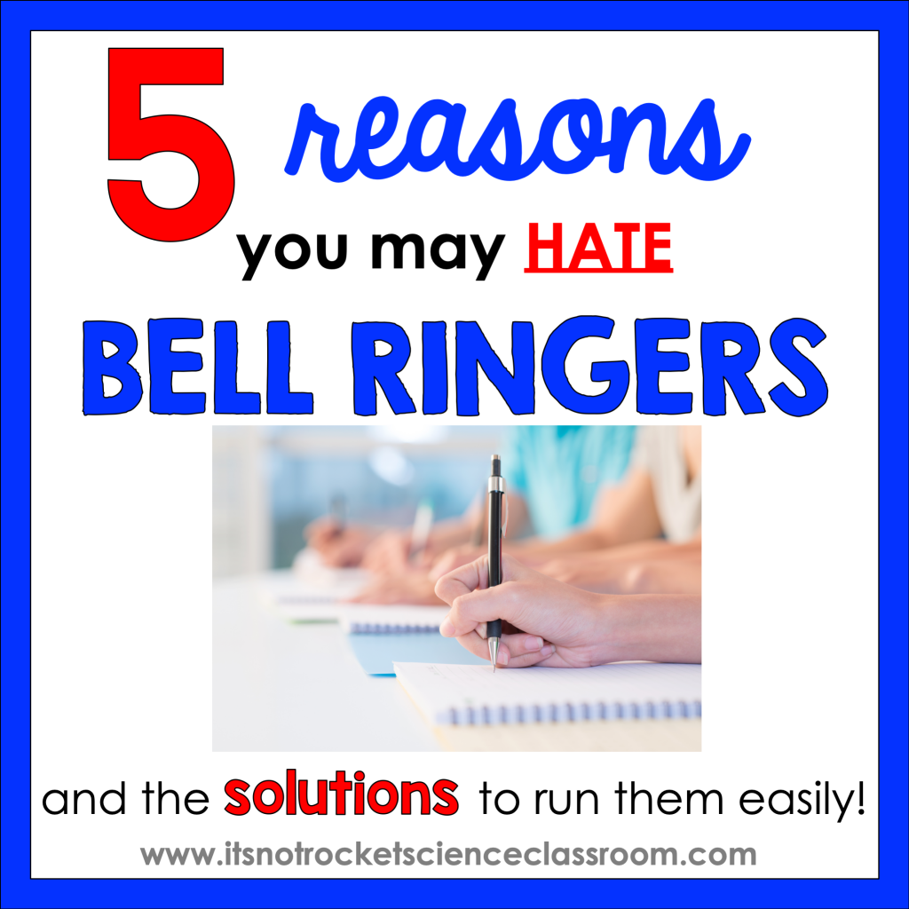 5 reasons you may hate bell ringers, and the solutions to run them easily
