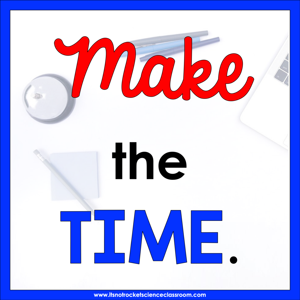 Make the time to grade the bell ringers within the class period.
